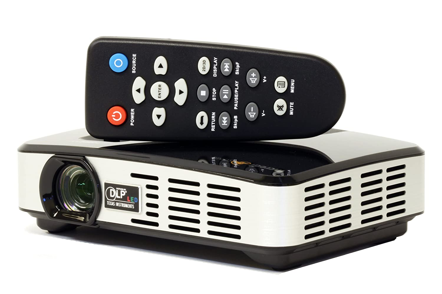The best mini pico projector reviews top 4 reviewed for Best mini projector review