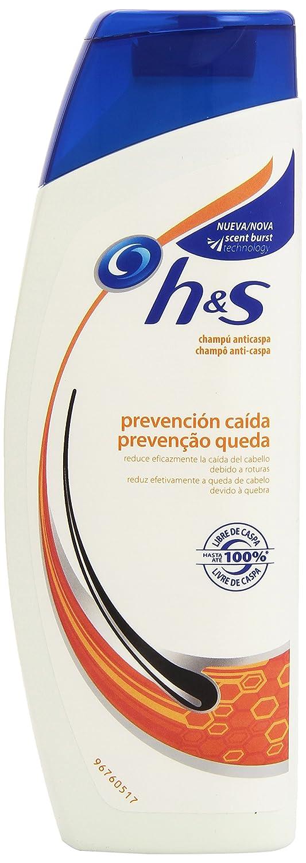 H&S Champú Anticaspa Prevención Caída - 270 ml: Amazon.es ...
