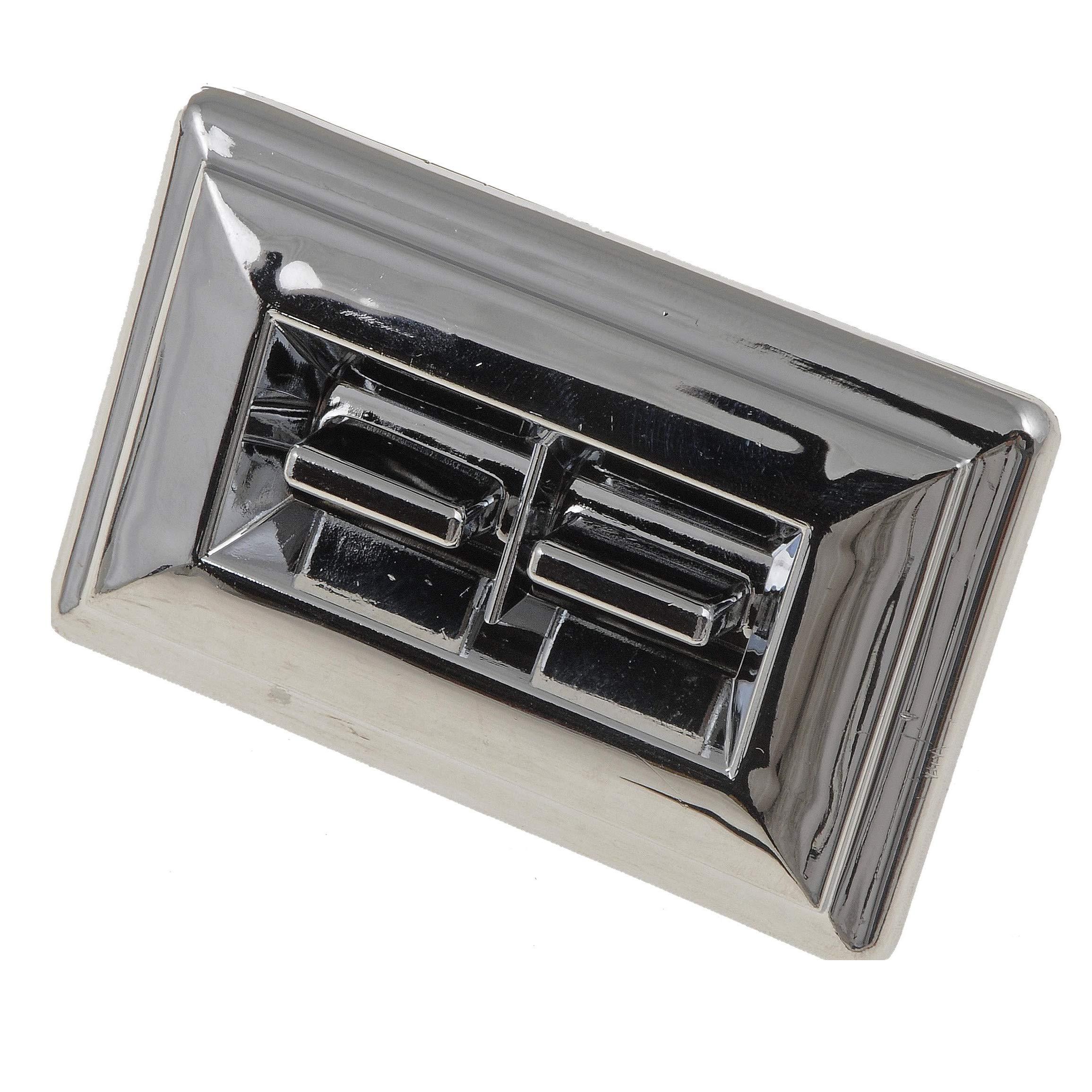 Dorman 901-017 Front Driver Side Door Window Switch for Select Models, Pewter , Black