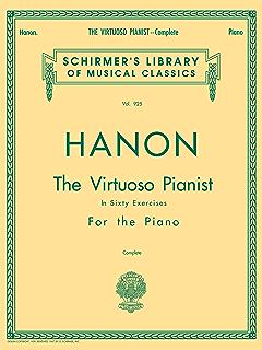 Amazon tonal harmony ebook stefan kostka dorothy payne hanon virtuoso pianist in 60 exercises complete schirmers library of musical classics fandeluxe Images