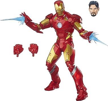 Comprar Avengers- Marvel Legends Figura Iron Man, Multicolor (Hasbro B7434EU4)