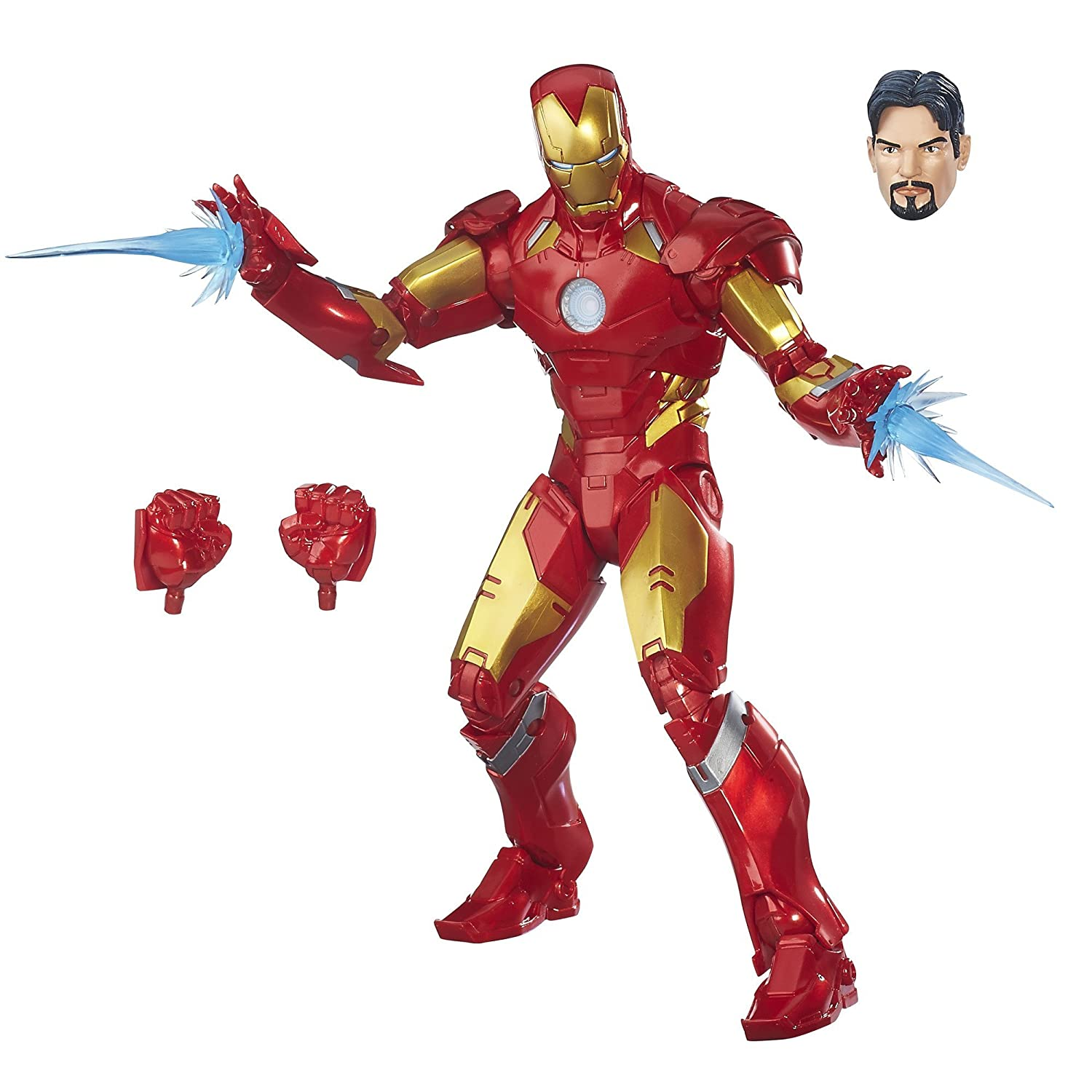 Marvel Legends Series 12-inch Iron Man Hasbro - Import B7434AC1