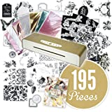 """Anna Griffin Minc 6"""" Foil and Glitter Machine with Accessories"""