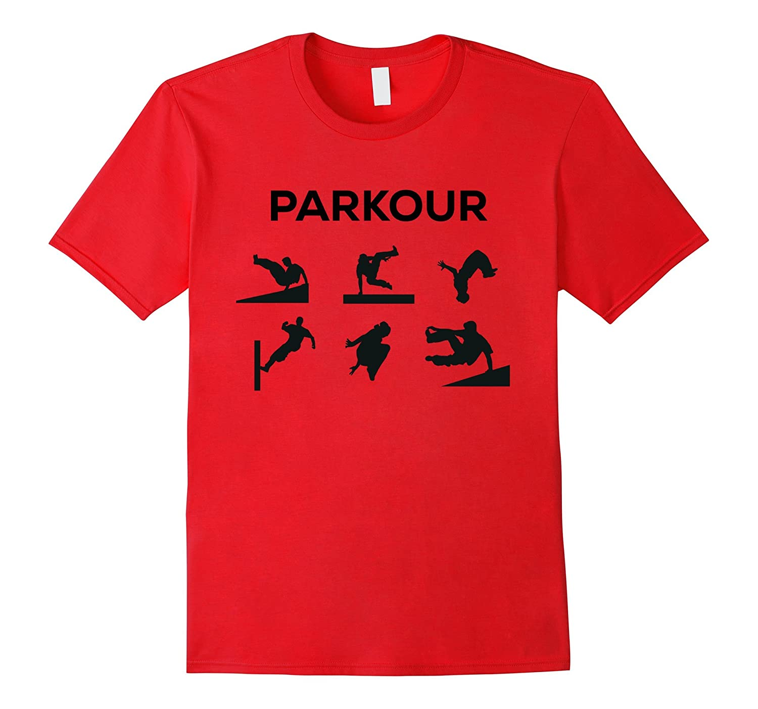 Parkour Shirt, The Greatest Sport Ever Invented Tee-Art