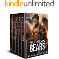 Rose Mountain Bears Complete Box Set (Books 1-5)