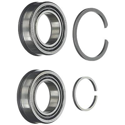 Timken LM29700LA-90029 Wheel Bearing and Seal Kit: Automotive