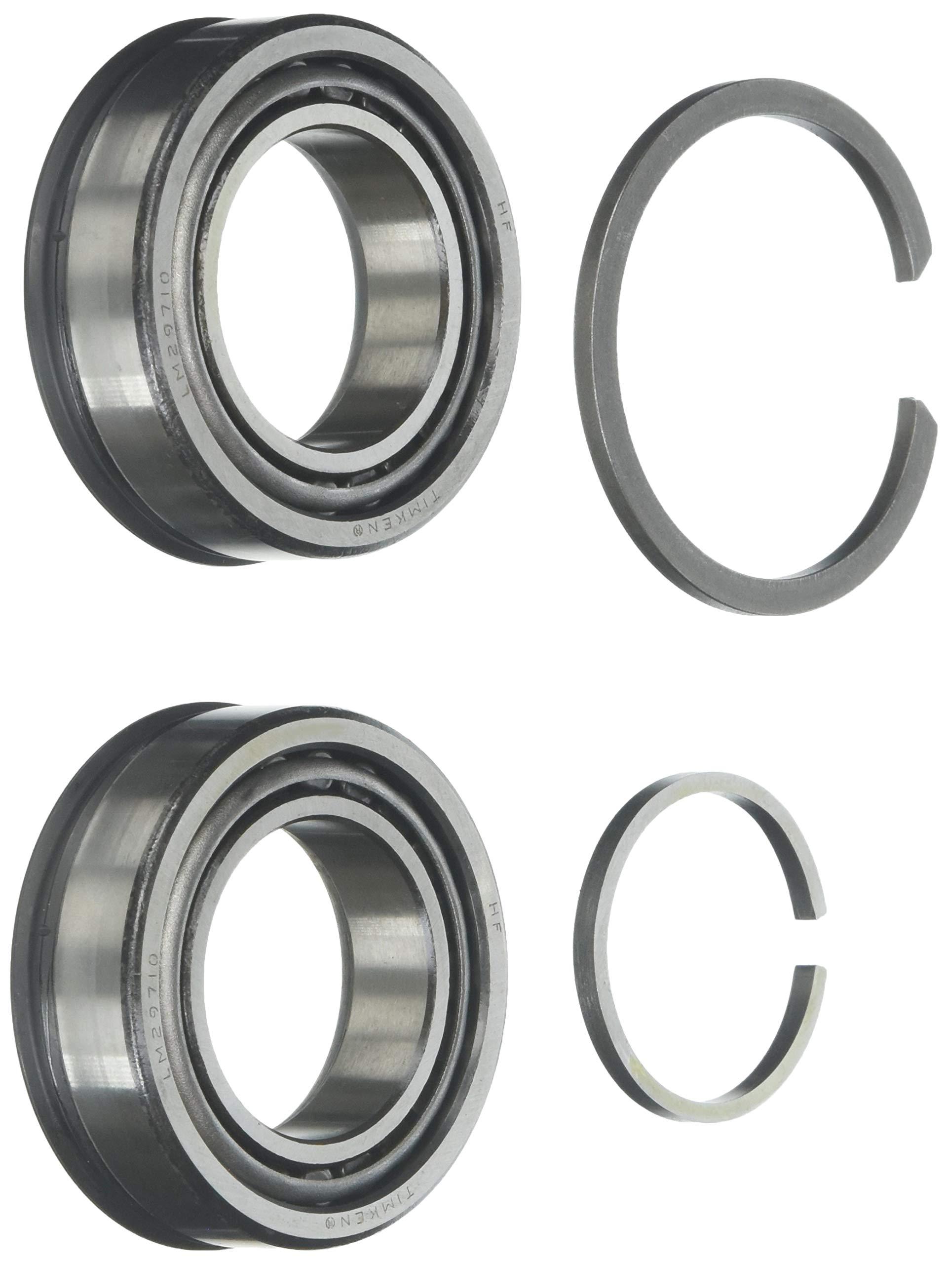 Timken LM29700LA-90029 Wheel Bearing and Seal Kit