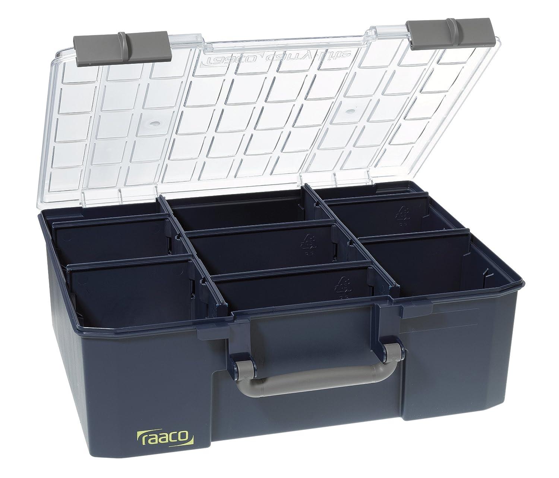 Raaco - CarryLite Organiser Case 150-9 9 Dividers - RAA136341
