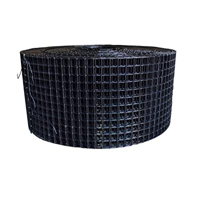 "6"" Squirrel Guard Wire. 6 in.100 ft. PVC Coated Galvanized Steel roll.: Home Improvement [5Bkhe2009045]"