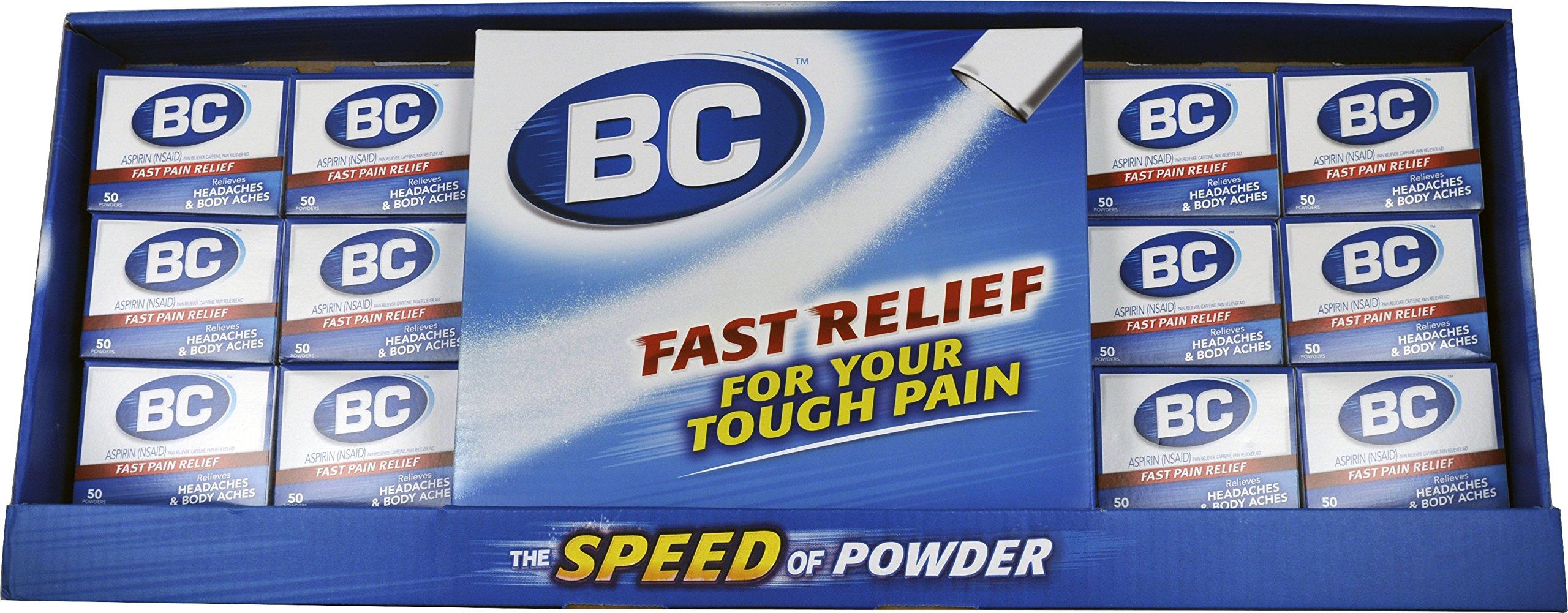 BC Powder, 48 Count