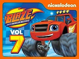 Amazon co uk: Watch Blaze and the Monster Machines Season 7
