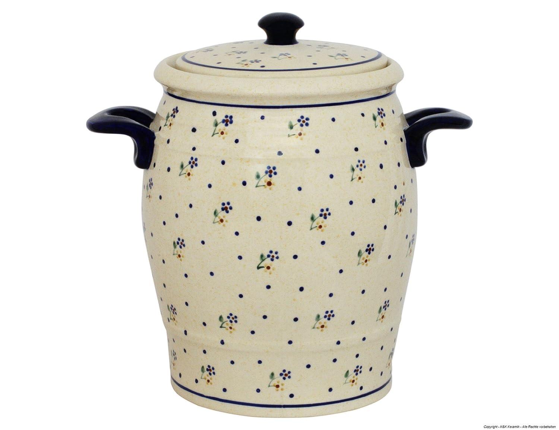 Original Bunzlauer Keramik Rumtopf 4.2 Liter   Mehrzwecktopf Mehrzwecktopf Mehrzwecktopf   Keramiktopf im Dekor 111 B00DI714XO Einmach-Sets 2fa2dc