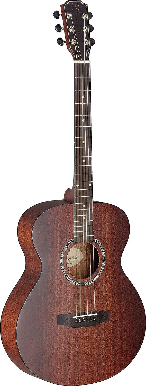 James Neligan dev-a Bourbon ráfaga Auditorium Guitarra acústica