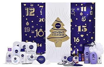 Nivea Calendario Avvento.Gifting Set Nivea Calendario Dell Avvento Con Confezione Regalo