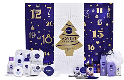 01e17797b068e Image Unavailable. Image not available for. Colour  Nivea Beauty Advent  Calendar ...