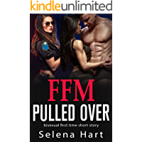 Pulled Over: Bisexual FFM First Time