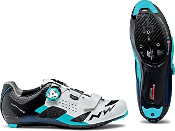 Northwave Storm Carbono Zapatos de Bicicleta de Carretera Blanco ...