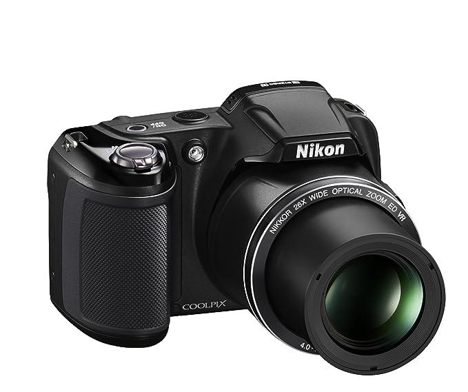 Nikon Coolpix L810 - Cámara compacta de 16.1 MP (Pantalla de 3 ...