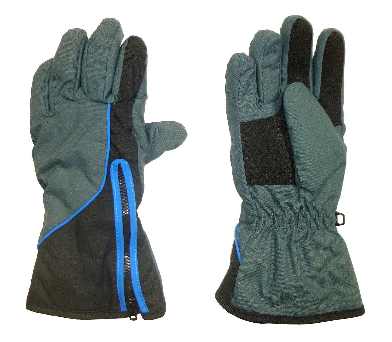 fraenklis Jungen Ski Handschuhe, gefüttert, Gr. 5+6, Neu