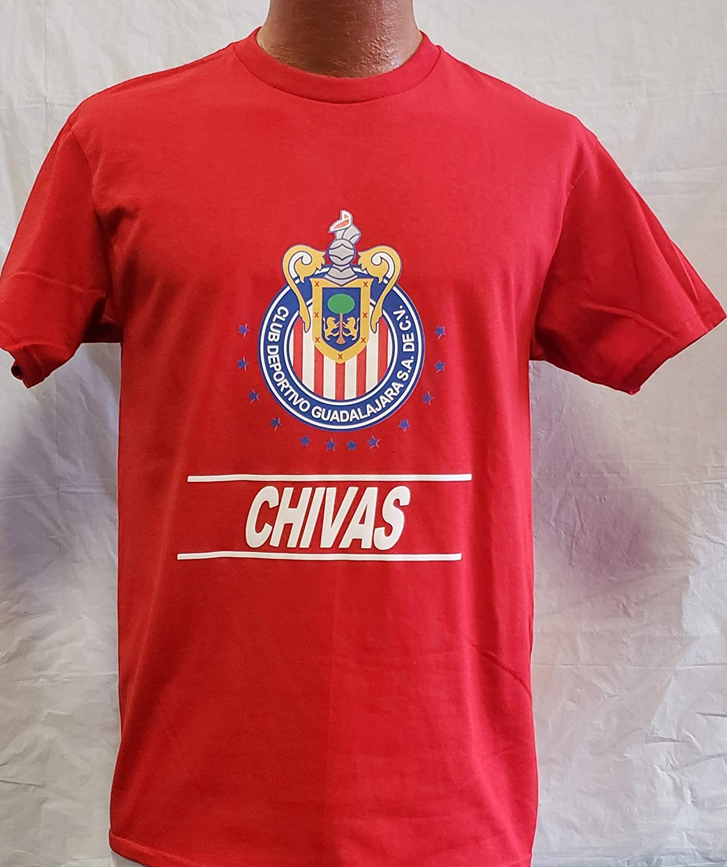 differently 06a24 68163 Amazon.com : New Club Deportivo Chivas de Guadalajara Soccer ...