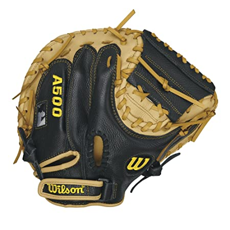 Wilson A500 Series 32 Inch WTA05RB16 CM Youth Baseball Catcher's Mitt