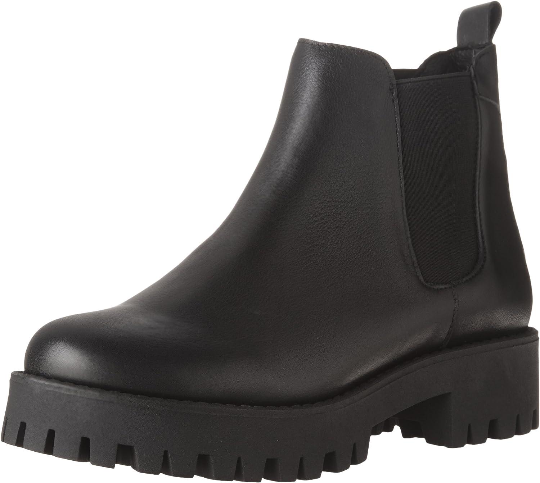 Steve Madden Womens Bleeker Chelsea Boots