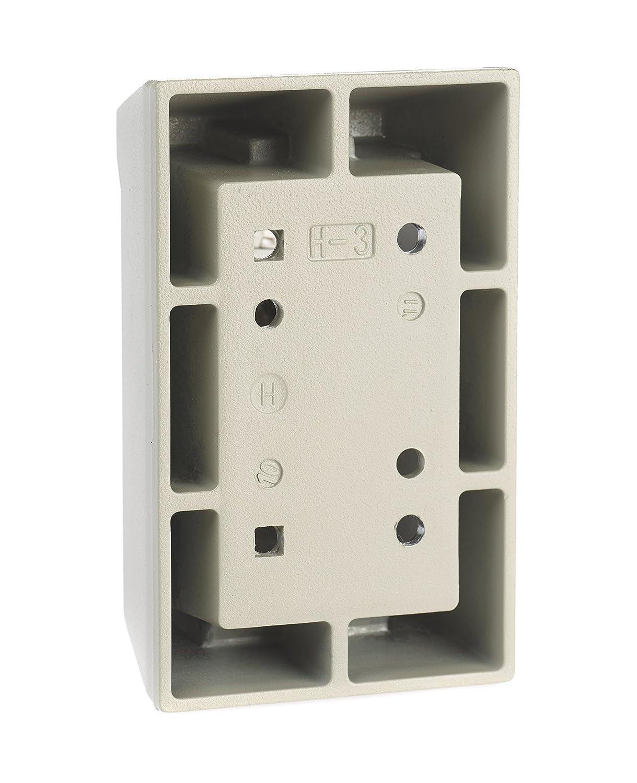 Supra AA6502 Caja de seguridad para llaves capacidad 5 llaves. 108 x 63 x 50 mm