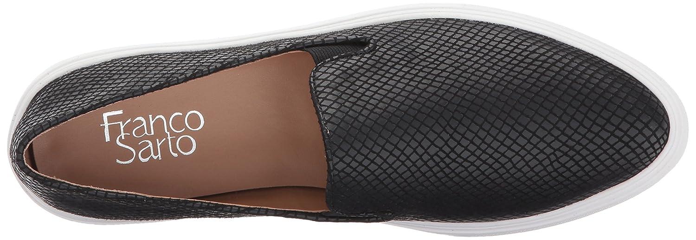 Franco Sarto Women's Mony Sneaker B072F2B2TM 8 B(M) US|Black