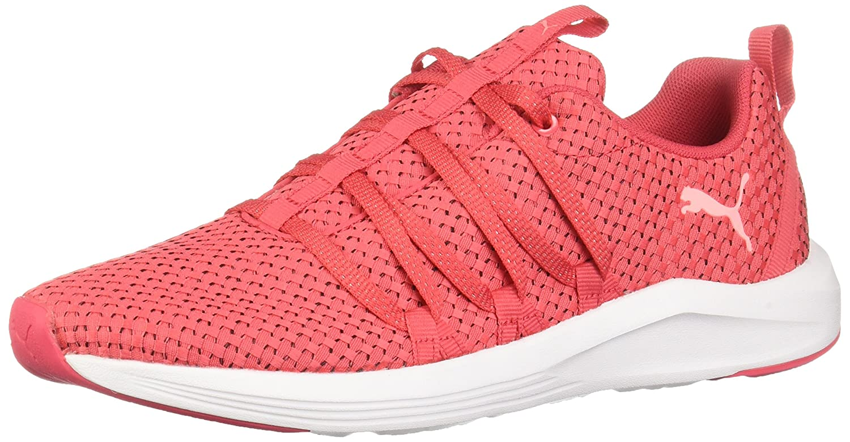 PUMA Women's Prowl Alt Weave Wn Sneaker B072KNP114 7 M US|Paradise Pink-puma White
