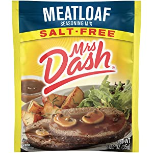 Mrs. Dash, Seasoning Mix, Meatloaf, 1.25 Ounce