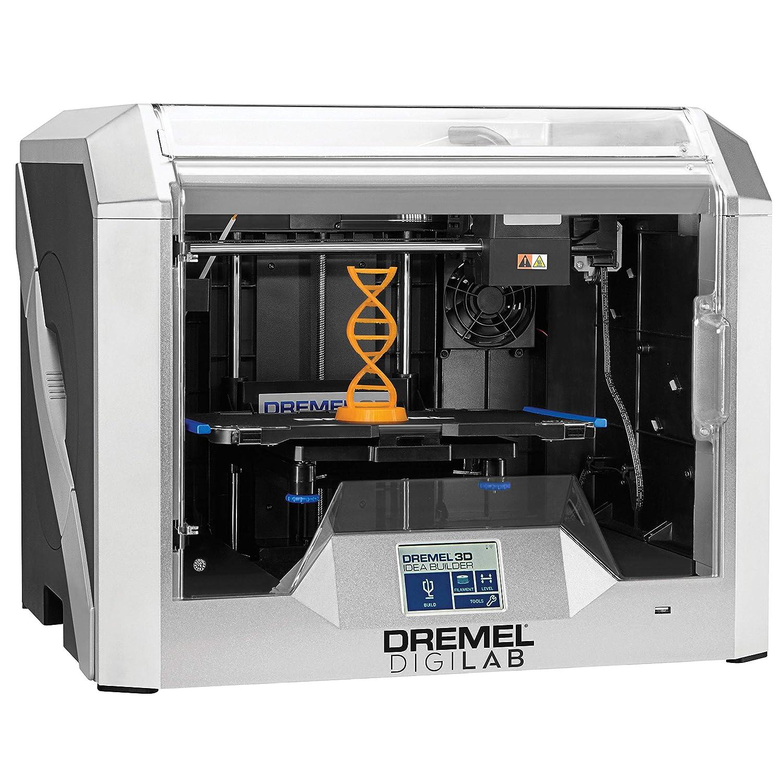 Dremel 3D40 FLEX - Impresora 3D Inalámbrica para Filamento PLA de ...