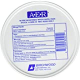 Birchwood Laboratories A-E-R Pre-Moistened Witch Hazel Pads, 80 Count