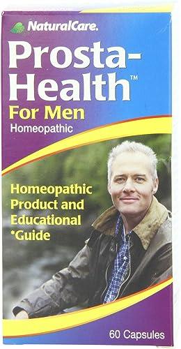 NaturalCare Prosta-Health For Men, 60 Capsules