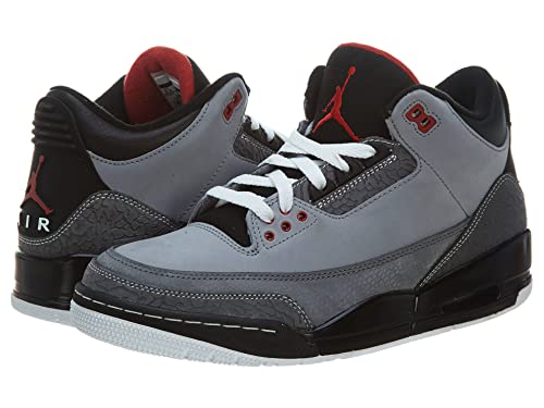 new styles cac2f 729fd Nike Air Jordan 3 Retro BG Junior Trainers