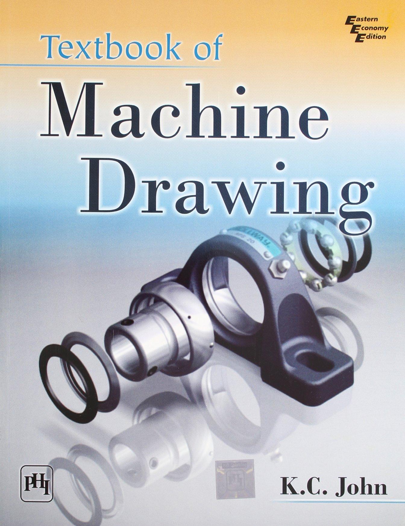 Pdf] machine drawing by k. L. Narayana, p. Kannaiah, k. Venketa.