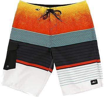 8c65ace8d4 O'Neill Men's Lennox 21'' Board Shorts (Orange, 40): Amazon.co.uk: Sports &  Outdoors