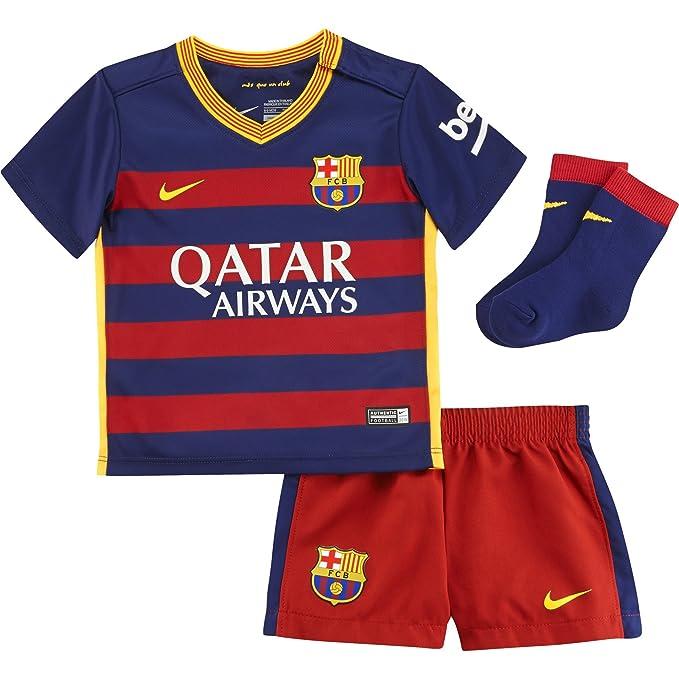 Nike FCB Home Infants Kit - Traje Completo Fútbol Club ...