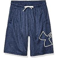 Under Armour Boys' Renegade 2.0 Printed Shorts