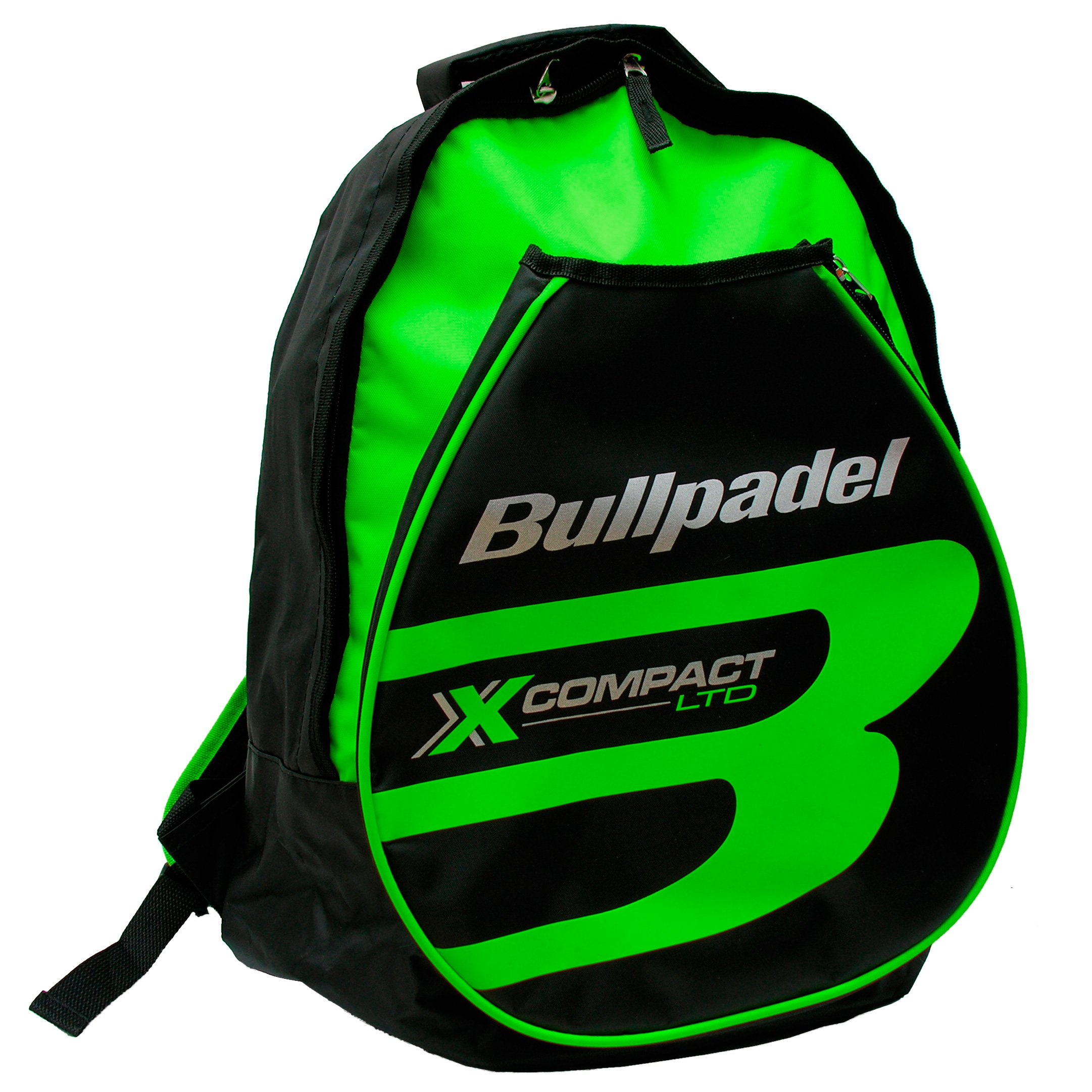 Mochila Bullpadel X-Compact Verde Flúor product image