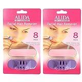 2 x Alida Facial Hair Remover