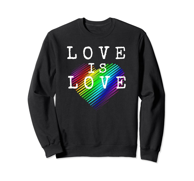 Lesbian Bachelorette Party Wedding - Love Sweatshirt- TPT
