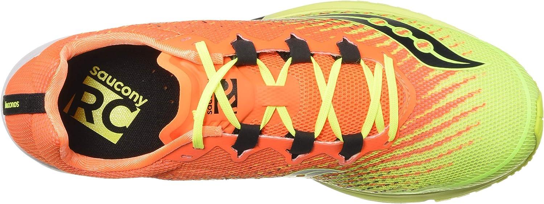 Saucony Type A9 Chausse De Sprint - SS20 Citron Orange