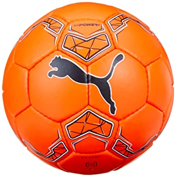 PUMA Evopower 6.3 HB Balón, Unisex Adulto, Naranja/Negro/Blanco ...