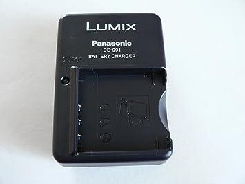 Amazon.com: Cargador de batería Panasonic de-991: Camera & Photo