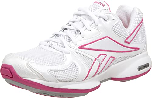 reservorio Simpático simplemente  Reebok Easytone Inspire Smoothfit Womens Shoes Trainers Sneakers Sports  Fitness Training Smoothfit Gym Workout Footwear outdoor for women ladies  White 6.5: Amazon.co.uk: Shoes & Bags