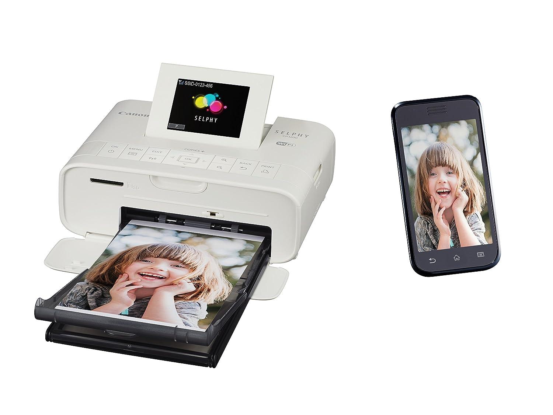 Canon SELPHY CP1200 Impresora de Foto Pintar por sublimación 300 x ...