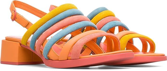 Camper Twins K200599 001 Zapatos de Vestir Mujer Zapatos de