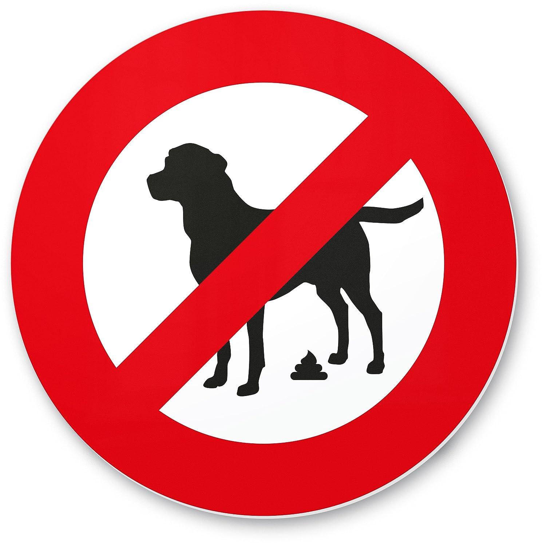 No Perros WC/No Perros inodoro Prohibido Perros kacken ...