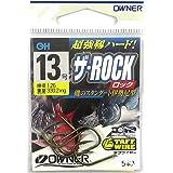 オーナー(OWNER) ザ・ロック No.16578 13号 茶