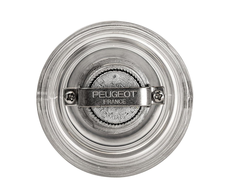 Peugeot 900818 Nancy Nancy Nancy Pfeffermühle Acryl, 5,9 x 5,9 x 18 cm, transparent B00005O68I Dressing- & Gewürzspender 94edaf